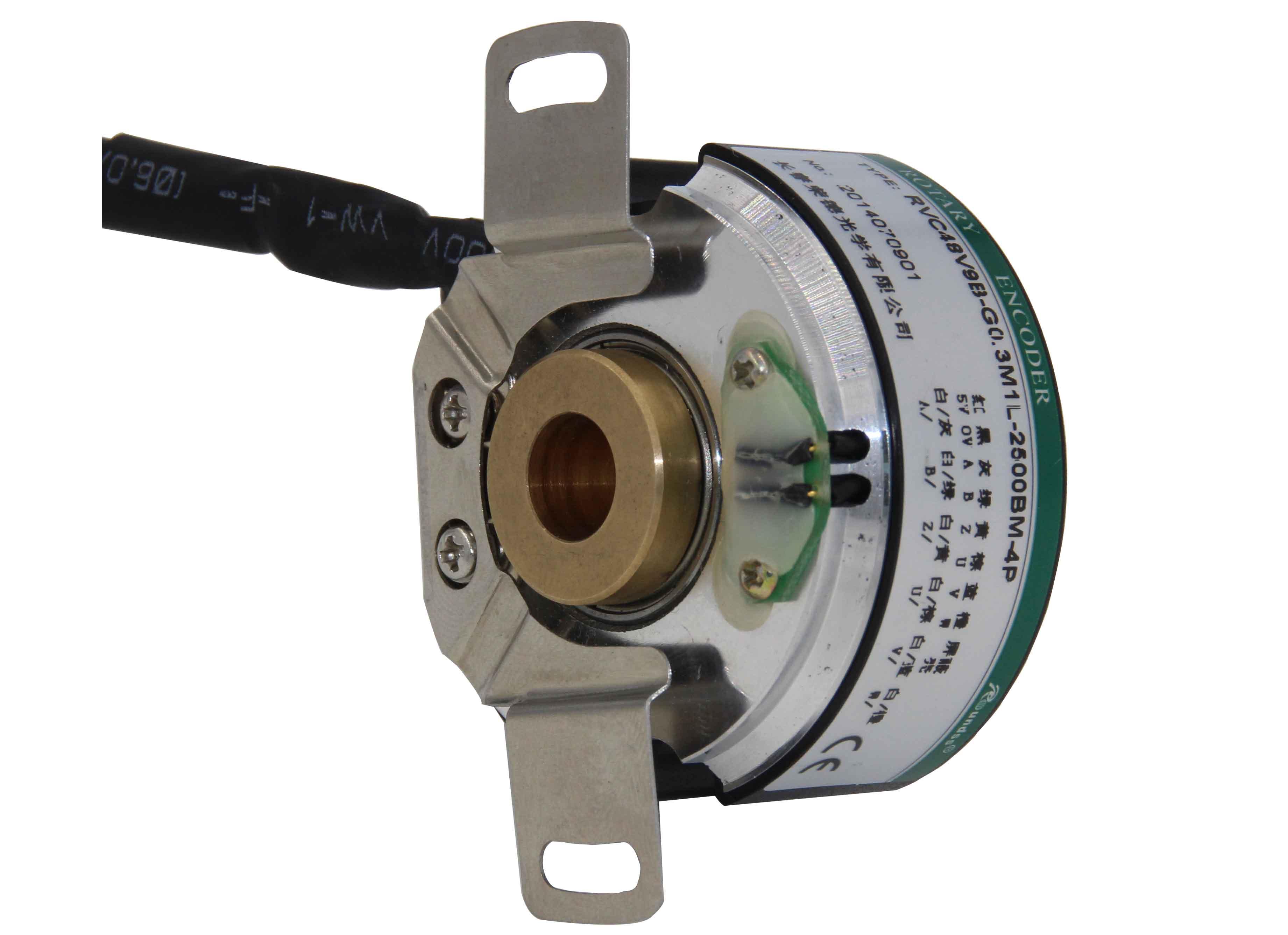 Servo Moter Incremental Encoder Roundss Encoder